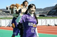 本田望結さんについて、この画像からすると、彼女の胸、相当大きくないですか?
