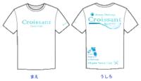 クラブのオリジナルTシャツを作ろうと思いパソコンでデザインを作りました。白いシャツの画像にロゴとか文字とかイラストを書いたのですがお店への依頼の仕方がわかりません。ドライTシャツに写真のまんまで作っ...