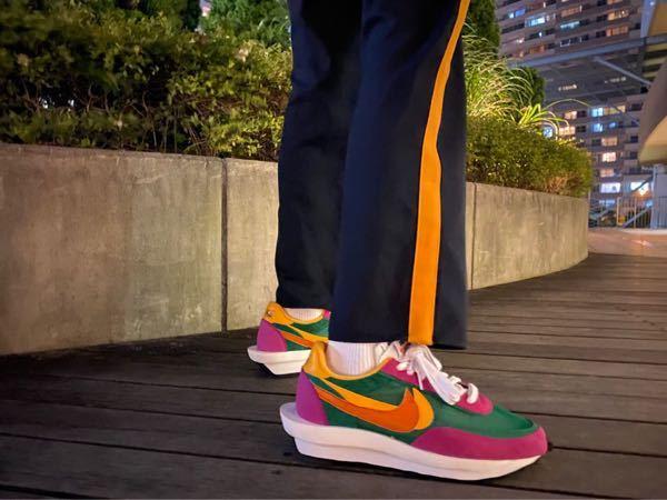 この靴は、NIKEの何の種類ですか?