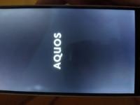 スマホが起動しません。ずっとこの画面です。直す方法はあるでしょうか?機種はAQUOSのSH- 03Gです。