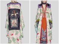 このGucciの着物に似たようなデザイン(羽織り,着物)を探しています. 良ければ教えて頂きたいです,よろしくお願い致します,,        椎名林檎 着物 羽織り gucci