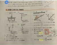 物理基礎  このsinとcosって何を表してるんですか? また、どうやってsin〜、cos〜と出すんですか?
