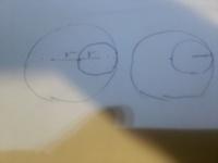 r×r×πのrを2倍にすると   2r×2r×π=4r×π   という事だから、半径を2倍にすると面積は4倍になるという事で  間違いないでしょうか? 直観的に違う様な気がしますので 確認の質問。