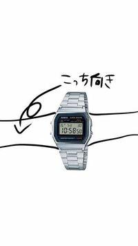 チープカシオの腕時計のベルトを横向きに付けられますか?また、できる場合どういったやり方があるでしょうか?