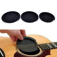 アコースティックギターに使うサウンドホールカバーについて質問します。 何故あのような器具が考案されるに至ったのですか? なんとなく茶筒の内蓋っぽいイメージがありますが、あんな物でギターのホールを塞いでしまったら肝心の音が出な...