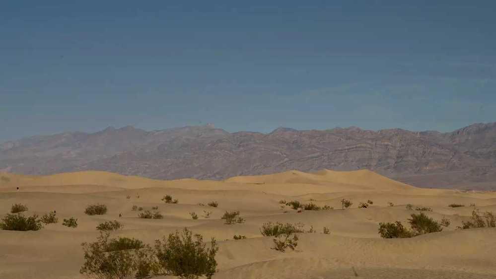 今日のカリフォルニア州デスバレーの最高気温、54.4℃だったんですか。 知らなかった。