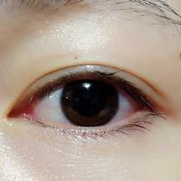 目の蒙古襞の有無について  閲覧ありがとうございます。 自分の目の蒙古襞の有無がわかりませんので、有識者の方、写真を参考に教えていただけますと幸いです。