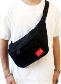 なぜウエストバッグは流行っているのですか?? 何が可愛いのかわかりません…