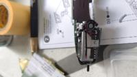 プラモデル戦闘機 プラモデルについて質問です 最近プラモデルにはまりまして作っているのですが先程タミヤの飛燕1/48が完成しました  スケルトン加工なのでリアルでキット以外ににも自分でランナーを伸ばして配...