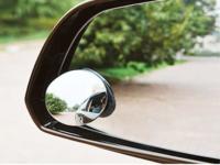サイドミラーの補助ミラーは車検に通りますか? 下へ突起したタイプではなく、ミラーの面に取り付けるタイプの場合、車検は通りますか?