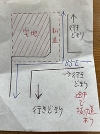 相続税 評価額 準角地 私道   実家の相続税申告用の土地分の評価額についての質問です。 画像の赤の点線部分が実家の土地ですが、周りの住宅と4メートル幅の道を分け合って持っています 。 このような土地の場合、 宅地分を準角地で計算。 私道分を面積×路線価(85000)×30%で計算して合計する。 という感じでしょうか。 この程度の認識なので、実際は税理士さんにお願いしようか...