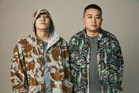 写真のチョコプラ長田さん(左)が着ている服(パーカー)のブランド教えてください!