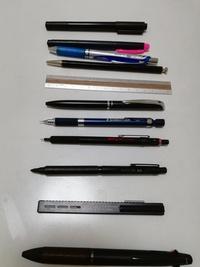 筆箱の中身の評価をお願いします。 中学三年生授業で使っています。