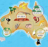 オーストラリアの物価にお詳しい方へお伺いをいたします。 ・ オーストラリアの物価は東京と比較するとどのような感じになるのでしょうか。 ・ オーストラリアも日本と同じように地方と都市との物価の差が大き...