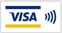 写真のような「VISA paywave」マークが表示された店では、マスターカードコンタクトレスも使えますか? visa のみでしょうか?