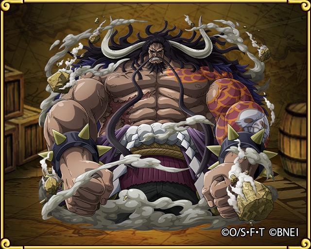 「最強生物」カイドウと「海軍元帥」サカズキならばどちらが強いですか?