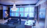半沢直樹2期の第8話に大和田取締役の部屋で会話をするシーンがありましたが、現実のメガバンクの役員も一人ひとりにあれくらいの部屋が用意されているのですか?