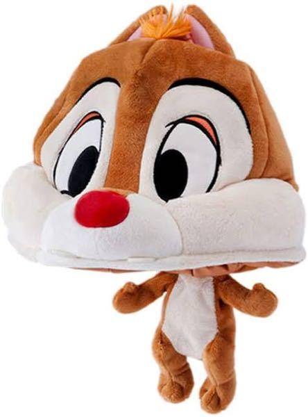 Disneyで売っている写真のようなぬいぐるみ帽子はまだ売ってるのでしょうか?? 近いうちにDisneyランドに行くのですが、このチップとデールの帽子が欲しくて。最近ディズニーランドに行った人や...