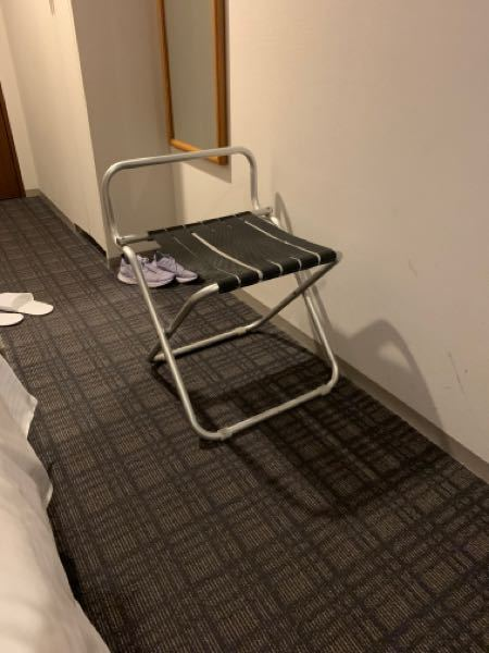 ホテルに着きました。 これって何に使うのですか?