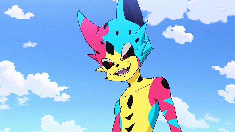 アニメキャラで獣人のかっこいいキャラクターを思いつく分教えてください 多分メジャーなアニメキャラは大体知ってるので、いくらかマイナーなアニメのキャラがいいです(後は1、2話しか出てこないゲストキ...