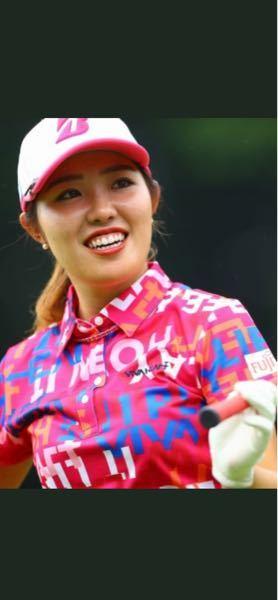 女子ゴルフの古江彩佳は美人だと思いますか?