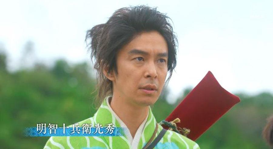 『麒麟が来るぅーー』は、脚本が悪いのか、長谷川博己の演技がダイコンだからか、話がむりくりですね、