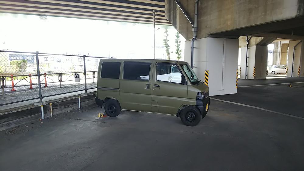 これはなんという車ですか。