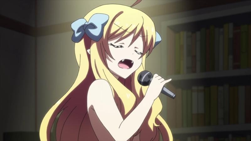 アニメ「モンスター娘のお医者さん」のEDを、邪神ちゃんが歌っていると想像すると、ちょっと笑ってしまいますか?