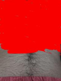 高校生なのですがこの腹毛はどこまで濃くなるのでしょうか。。まわりにこんなに濃い人いますか?