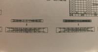 編み図記号についてです。 初めてなわ網に挑戦しているのですが、交差編みの記号が読み解けません。 下に横線が入っているところを裏編みすればよいのでしょうか…? 分かる方、教えてください。