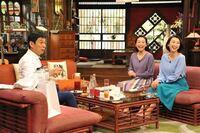 真央ちゃんが、明石家さんまさんの番組に出た時の画像です。 さんまさんも、真央ちゃんにはデレデレですね。笑 真央ちゃんが可愛いくて仕方がないんでしょうか?