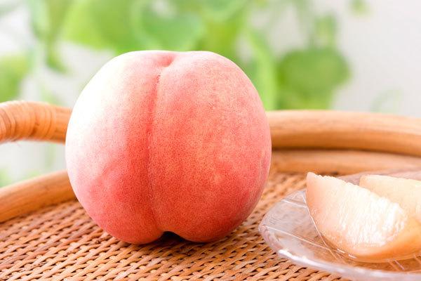 桃は好きですか。