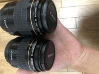 EF35-80mm 1:4-5.6とEF80-200mm 1:4.5-5.6が対応してるレンズフードとフィルターが知りたいです! カメラ初心者でどれを選べば良いのか分からないので詳しい方是非居たら教えて頂きたいです!カメラはCanonのEOSK...