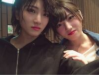AKB48 岡田奈々さん 村山彩希さん これはいつ何の写真ですか?
