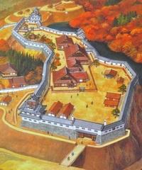 松永久秀は多聞山城に日本初の天守閣を築いたそうです。 その天守閣は天守台の上に建てられたのですか? 再現図画を見ると天守台がないようです。