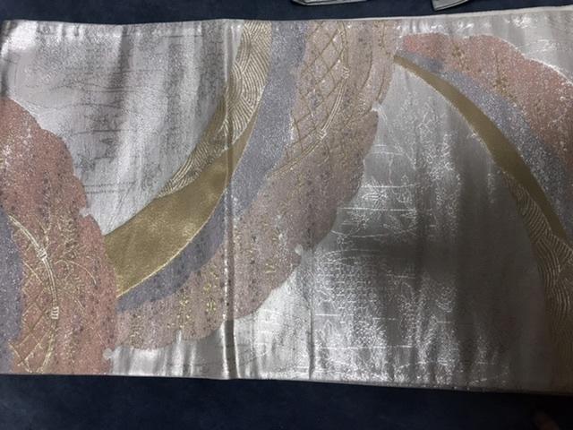 この帯はどういう時に使えますか? 袋帯です!お茶会はNGですか?