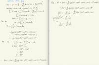 無限級数(Σ(n=1 -> ∞)1/n^6) をフーリエ級数で解いています。 どこで間違っているのか教えていただけないでしょうか。  Σ(n=1 -> ∞)1/n^6 について、f(x)=x^6 のフーリエ展開をして求めました。  答えが(1/1480) * πとなったのですが、合っているような気がしないので、 計算過程を見ていただけると嬉しいです。 また、どこで間...