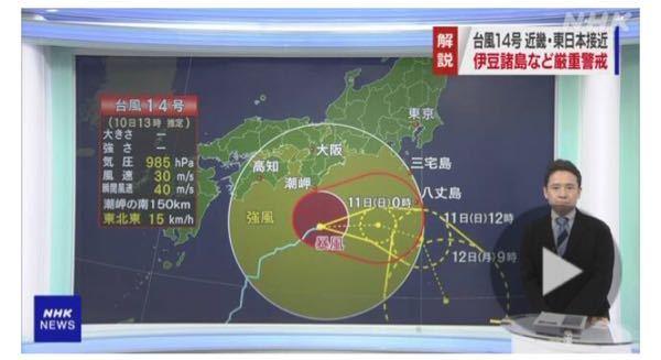 台風についていつもなぜ日本列島直撃と予報で出るのにされるんでしょうか??