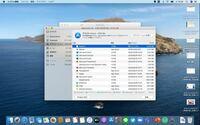 MacBookでos をアップデートしたいのですが、ストレージがいっぱいでできません。そこでアプリを消そうとしたのですが、最終アクセスの部分に「開いたことなし」と出て、削除することができませんでした。Steamのア プリです。