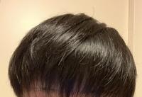 画像の通り、髪がザラザラ?というか枝毛っぽいのですが、どうすれば治りますか?