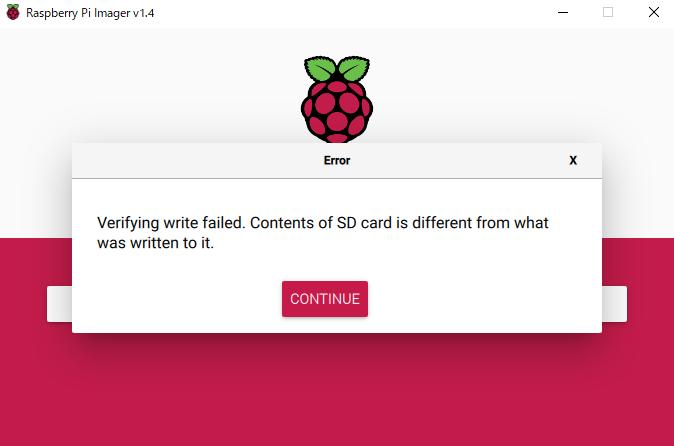 Raspberry pi imagerを使用して、Raspberry pi OSをインストールすると、 インストールしたmicroSDがPCで読み込めなくなります。 インストールまでは完了したの...