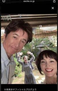 南果歩さんのインスタグラムで、草刈正雄さんやキムラ緑子さんと写したものやカネ恋関連の写真が削除されました。なぜこんな事をしたのでしょうか?