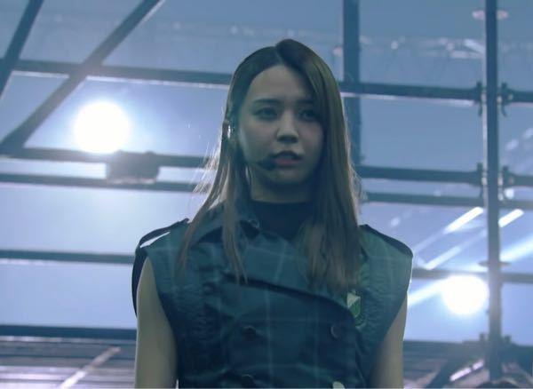 この子は欅坂46の誰ですか?