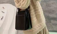 このカバン、ショルダーバッグどこのものかご存知の方いらっしゃいますか。