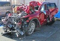 軽自動車は走る棺桶などという人がいますが、 小型車も事故によっては大差ないと思うんですが? 皆さんのご意見をお聞かせください。