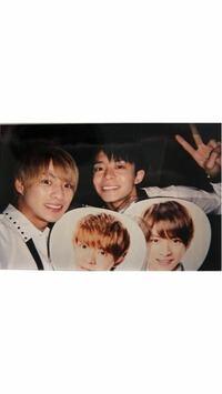この写真はいつのブログまたはfc限定のものですか? King&Prince 平野紫耀 岸優太