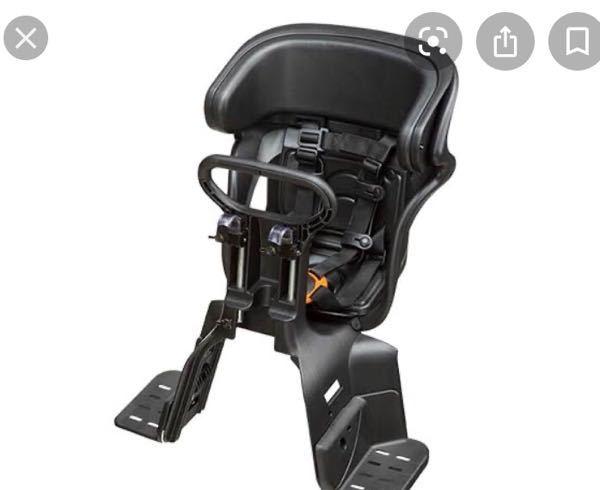 パナソニックの純正まえのせチャイルドシート使っている方、何歳頃から使用してますか?一歳になりたてでまだ歩いてない子供を乗せるのはやはり危ないですか?