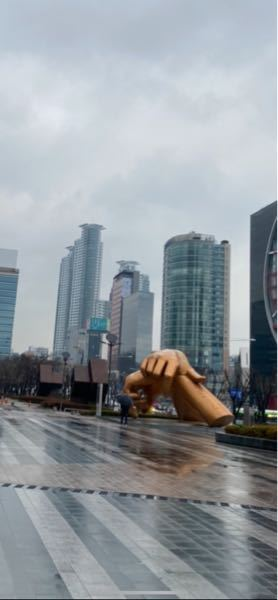 韓国のここって江南?ですか?? どこにあるのか教えて欲しいです!!