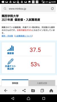 近畿大学経済学部と関西学院大学経済学部なら近畿大学経済学部の方が難易度が高いですか? https://www.minkou.jp/university/school/deviation/20580/2688/