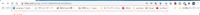 Google Chrome アドレスバーの下に表示されているサイト欄に追加する方法 ご存知の方ご指南くださいませ。